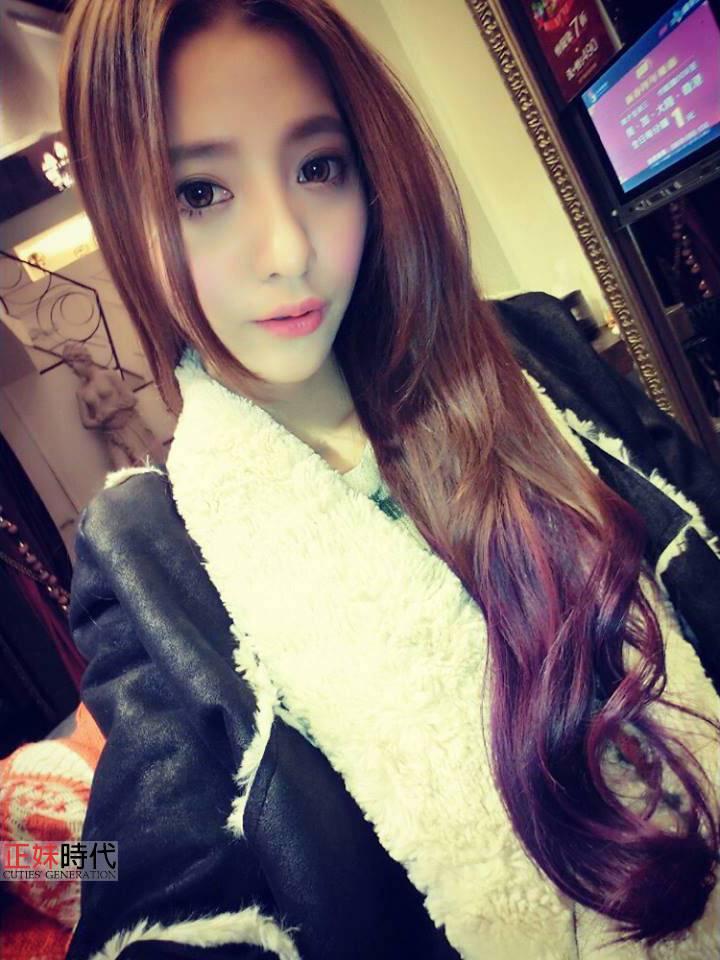 呂芷葇 Ann 擁有完美比例的魔鬼身材的網拍正妹女神