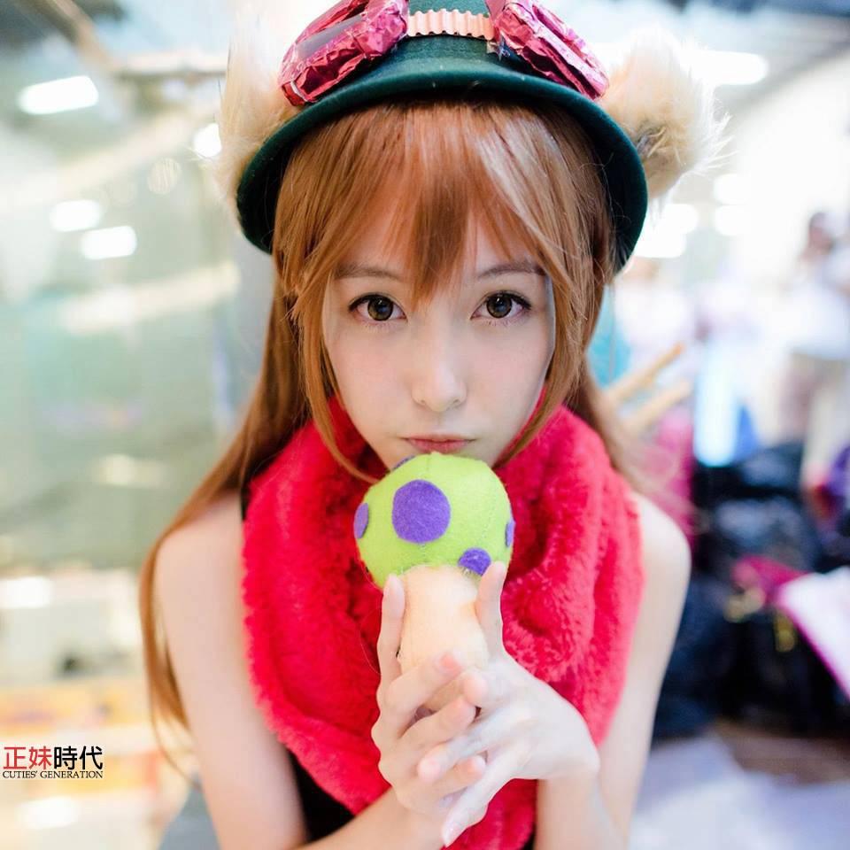 陳嘉靖 (Kaching) Deer 超萌香港LOL戰隊 「Girls HK ...