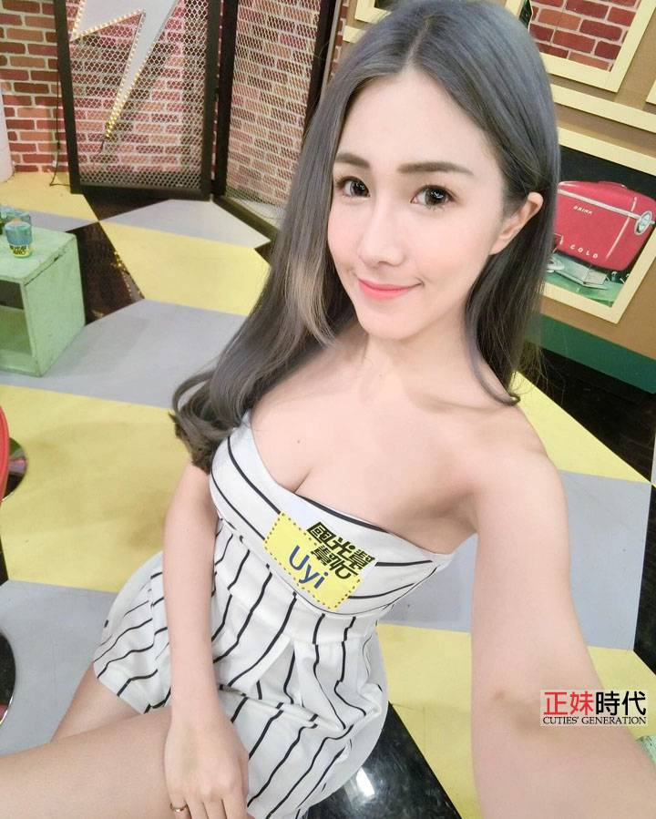 黃羽翊 Uyi 史上最正「國光女神」 好強大~
