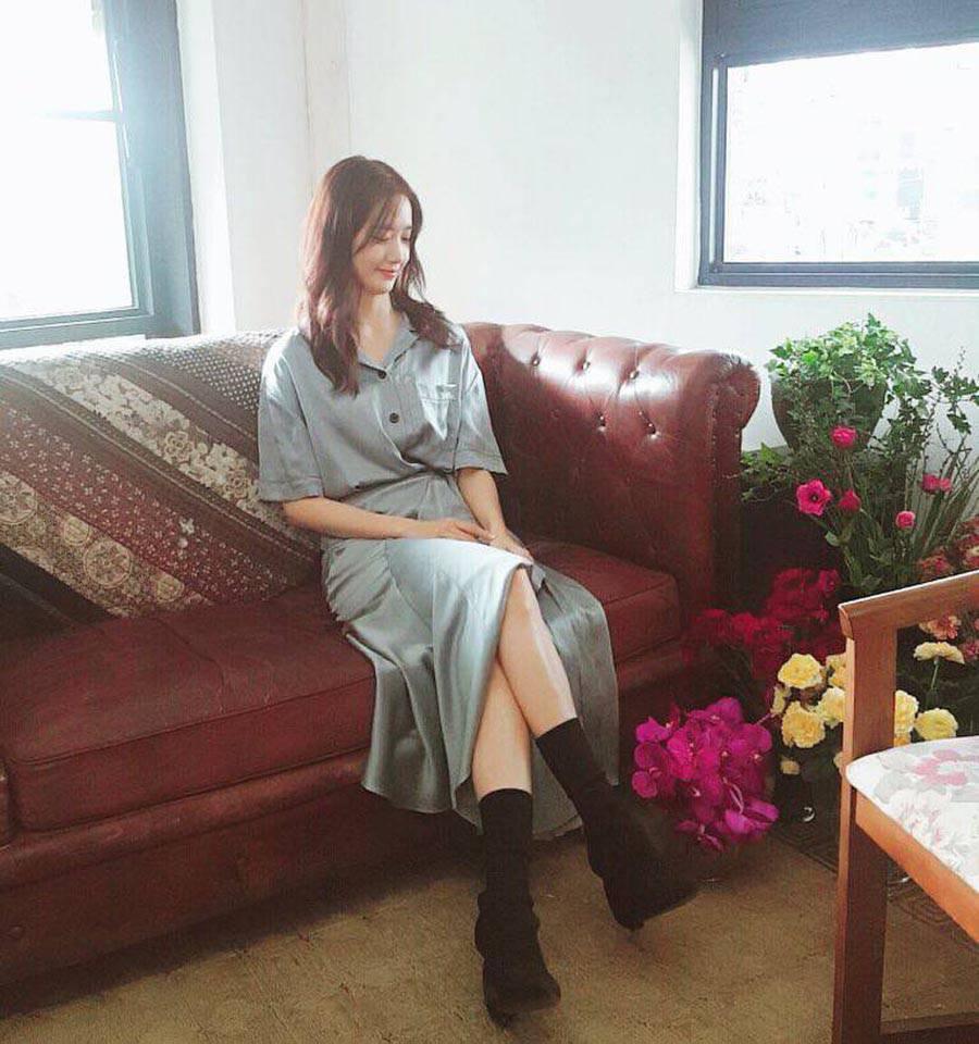 花美還是Yoona美?