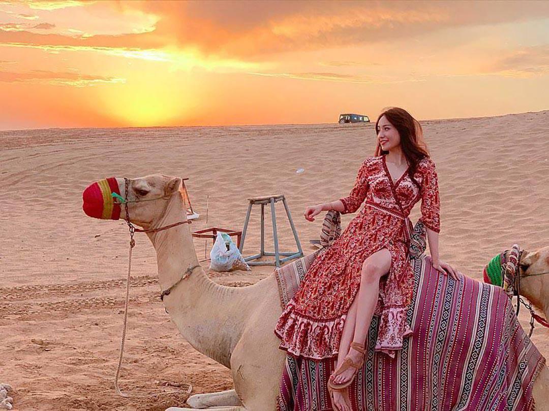 沙漠寂寞中誰來愛我